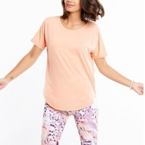 Lucy Final Rep Workout Tee Small F0712